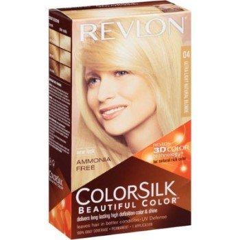 Revlon Colorsilk Ultra Light Natural Blonde On Brown Hair